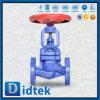 Didtek Fully Guided Handwheel Wcb Globe Check Valve