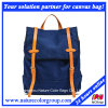 Leisure Daily Campus Style Canvas Backpack