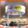 New Promotional Tension Fabric Trade Show Hanging Banner