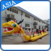 Factory Price Long Inflatable Dragon Boat for Sale, Giant Inflatable Foating Water Toys for Water Park