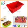 Factory Wholesale FDA LFGB Approved French Silicone Bread Mould
