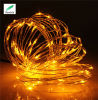 7.5m 13.5 Meters LED Copper Light for Christmas Decoration
