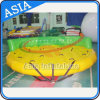 Inflatable Water Ski Tubes, Water Toys, Inflatable Crazy UFO with Factory Price