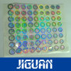 Holographic Material Logo Printing Decoration Reflective 3D Hologram Sticker