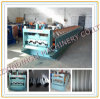 PLC Automatic Roofing Roll Forming Machine/Floor Deck Roof Sheet Making Machine
