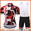 Fashionable Advertising Digital Printing Cartoon Cycling Jerseys