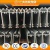 Weiye Aluminum/Aluminio/Aluminium Extrusion Hollow Stile for Sliding Window
