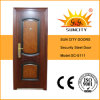 High Quality Residential Used Metal Security Doors (SC-S111)