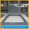 Affordable G654 Granite Head / Grave / Tomb Stone for Cemetery
