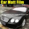 Matte Black Car Vinyl Wrap Film