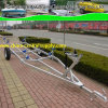 Supplier Hot Sale Galvanized Hydraulic Small 6.2m Ychat/Boat Trailer Bct0930