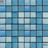 Swimming Pool Ceramic Glass Crystal Mosaic Tile (GP-0201)