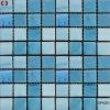 Swimming Pool Ceramic Glass Crystal Mosaic Tile (GP-0201)