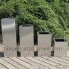 Luxury Fashion Style Garden Flower Pot Stainless Steel Material Planter Pot