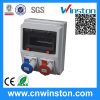Plastic Power Combination Box with CE