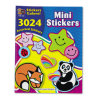 Assorted Mini Self-Adhesive Stickers (GB-027)