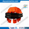 CCS Approved 25 Person Throw-Overboard Inflatable Life Raft