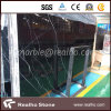Popular Nero Marquina Black Marble with Slab, Tile