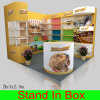 Portable Fashion Exhibition Display Stand for Exhibition Booth