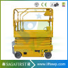 3m 4m Electric Mobile Mini Scissor Lift