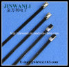 Ball Lock Type Stainless Steel Epoxy Full Coated Cable Ties