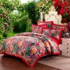 Custom Jacquard Printed Home Textile Fabric Cotton Linen Bedding