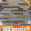 Home Decoration Glass Mosaic Mix Rock Stone Mosaic (M855089)