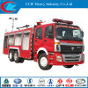 Foton 6X4 Fire Truck with 270HP Engine (CLW1253)