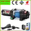 4000lbs Auto Electric Winch with Synthetic Rope