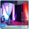 Round Backdrop Pipe and Drape for Wedding Decoration