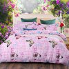 Cheap Polyester Bedding Set Bedsheets Duvet Cover
