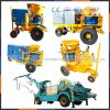 Zhengzhou Sincola Ce Dry-Wet Mix Concrete Shotcrete Machine