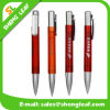 Customized Logo Advertising Click Ballpoint Plastic Pen (SLF-PP026)