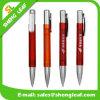 Customized Logo Advertising Click Ballpoint Plastic Pen (SLF-PP026)