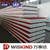 Polyurethane/PU Core Materials Sandwich Panel with SGS/ISO/BV Aproved