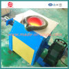 150kg Stainless Steel Induction Melting Furnace