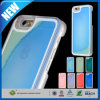 Fluorescent Quicksand Liquid Clear Cover for iPhone 6