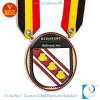 OEM China Custom Enamel Souvenir Medal with Lanyard