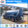 5ton Sewer Suction Scavenger Tank 5000L Septic Tank Truck for Sale