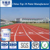 Hualong Polyurethane High Wear Resistance Stretchy Floor Paint