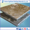 Thin Coffee Limstone Stone Honeycomb Panel for Exterior Wall Decoration
