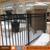 Steel Tube Corral Fence PVC Ornamental Wrought Iron Fence