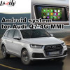 Android GPS Navigation Video Interface for New Audi Q7