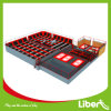 Made in China Custom Design Liben Commercial Trampoline Park