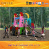 Fast Delivery Plastic Playground Equipment, Outdoor Kids Plastic Slide