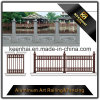 2017 New Products Customized Used Wrought Iron Aluminum Garden Fencing for Sale