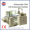 Holographic Film Soft Embossing Machine for Hologram Film