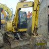 Used Komatsu (PC60-5e) Mini Hydraulic Excavator