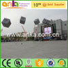 Inflatable Helium Cube Shaped Balloon for Activities