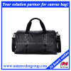 Mens Retro Casual Canvas Duffle Bag for Traveling and Business
